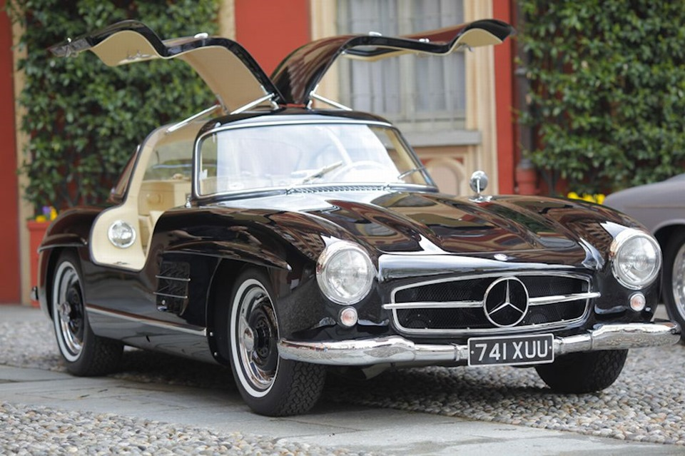 1954 Mercedes-Benz 300 SL куплен за 1,9 миллионов