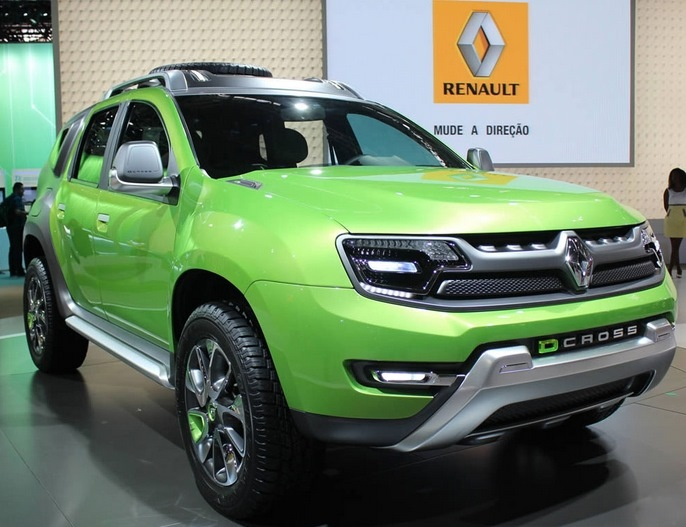 Renault Duster 2016 года